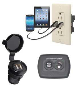 rv-USB-receptacle